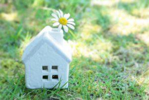 自宅に住み続けるイメージ
