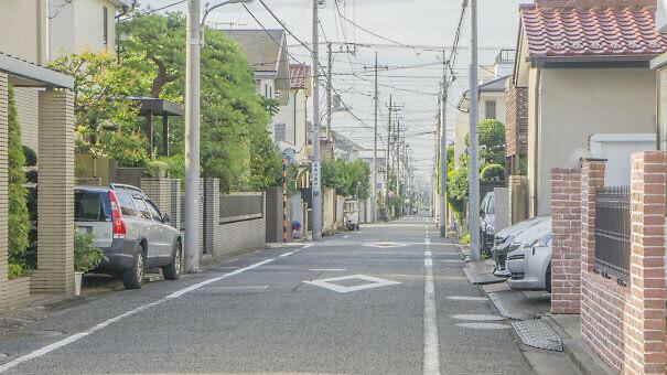 神奈川の街